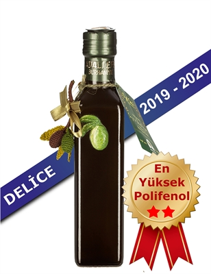 Picture of 250ml 2019 2020 Delice Naturel Sızma Zeytin Yağı
